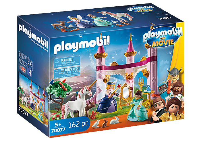 Playmobil The Movie Marla nel Castello delle favole