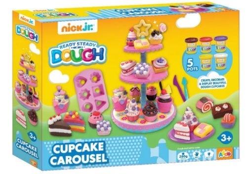 Nick Jr Cupcake Carousel
