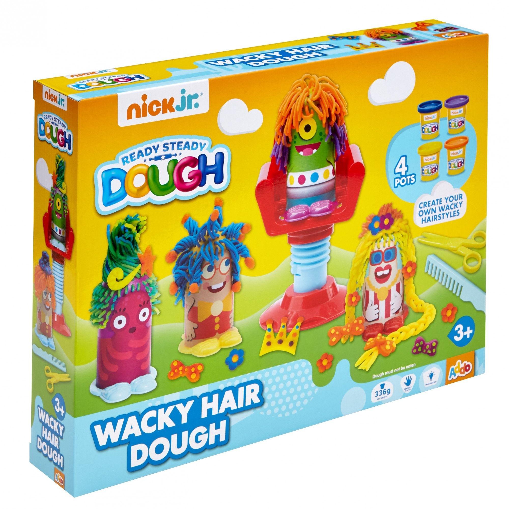 Nick Jr Wacky Hair Dough