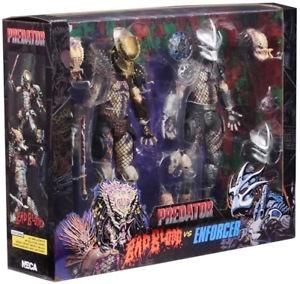 Predator Bad Blood Action Figure 2-Pack Ultimate Bad Blood & Enforcer