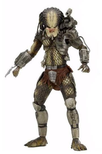 Predator Action figure Ultimate Jungle Hunter