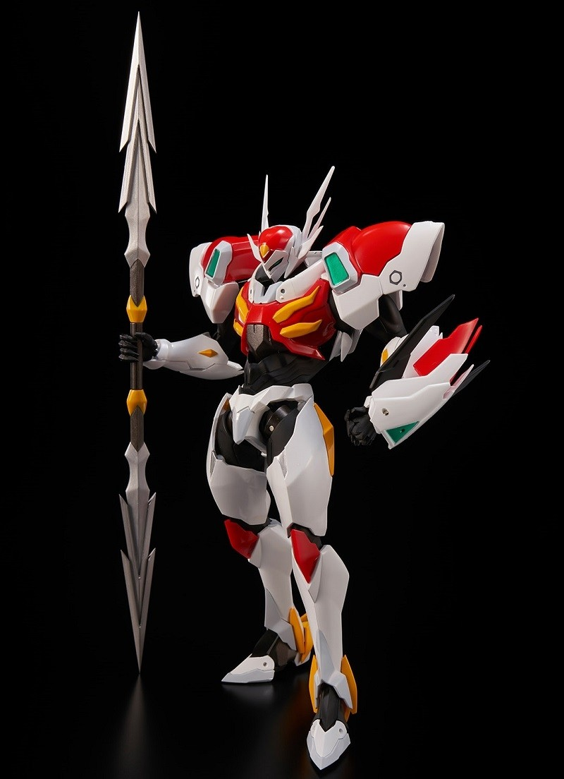 Riobot Tekkaman Blade Action Figure PRE-ORDER!