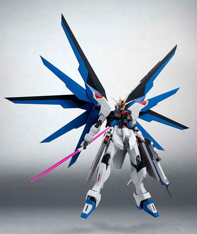 Robot Spirits Gundam Freedom Bandai