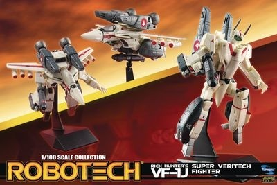 VF-1J Rick Hunter Super Varitech Armor
