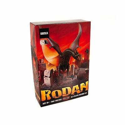 Godzilla Rodan model kit