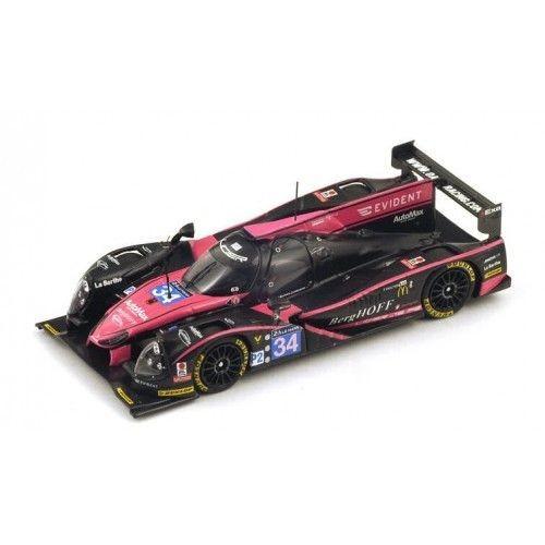 Ligier JS P2 HPD OAK Racing LMP2 n°34 24h Le Mans 2015 Estre