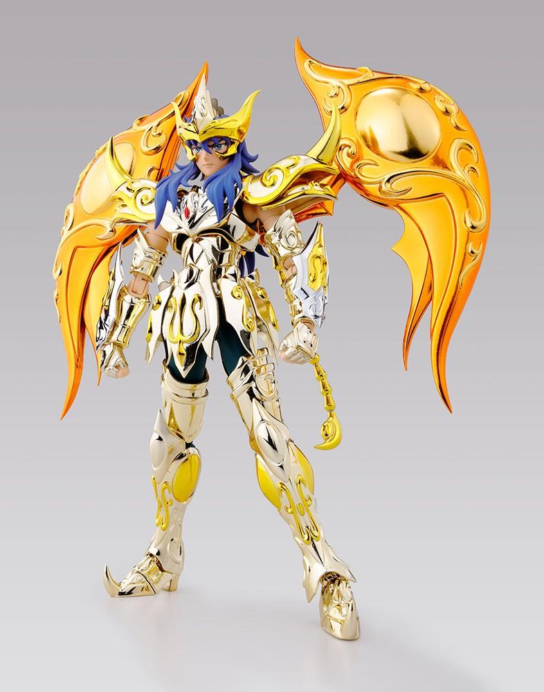 Saint Seiya soul of gold Scorpio Milo Bandai