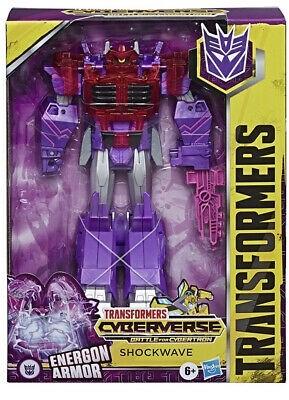 Shokwave Transformers