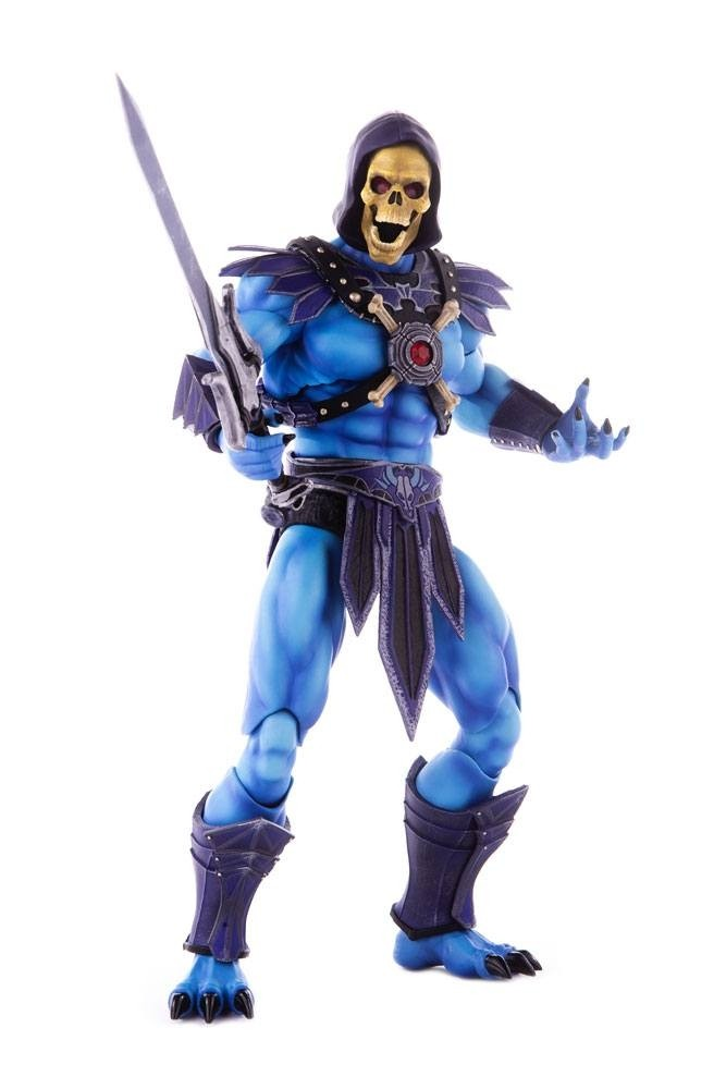 Masters of the Universe Action Figure 1/6 Skeletor by Mondo