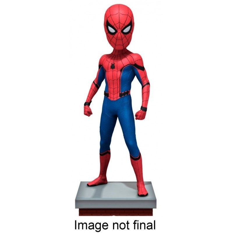Spider Man Home Coming Head Knocker