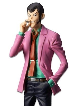 Lupin the Third part 5 Master star piece IV- Lupin the third