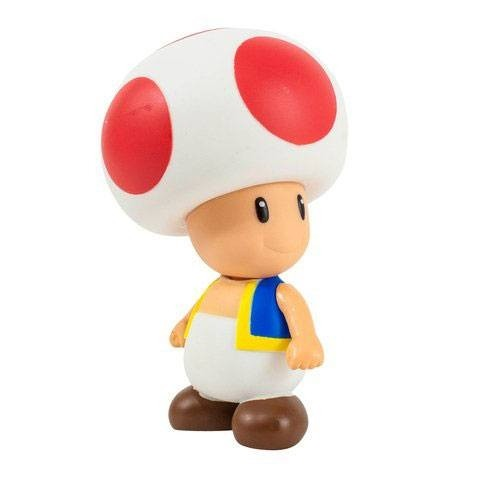 Super Mario Toys Large Figure Collection