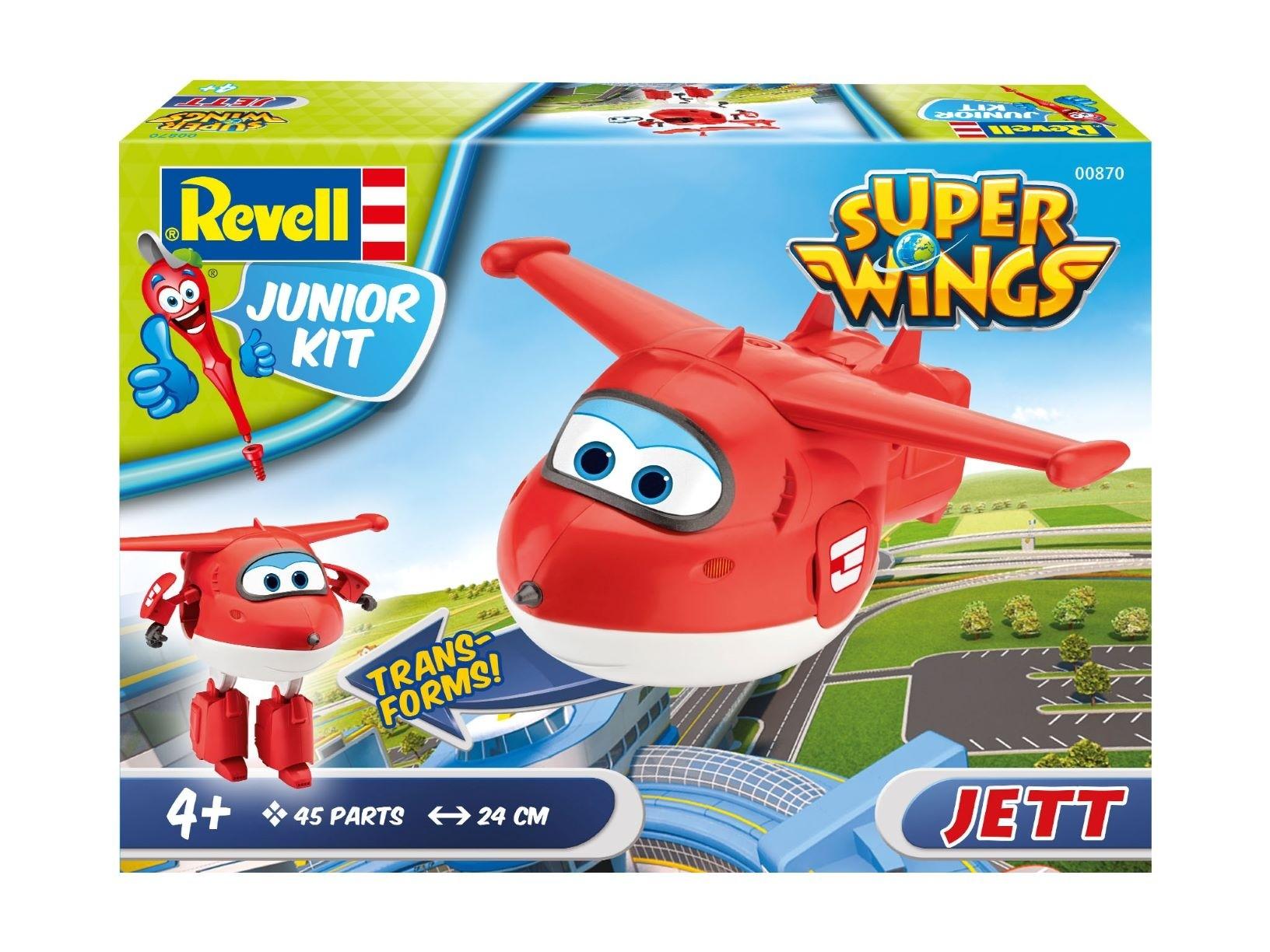 Super Wing Jett Model kit Revell