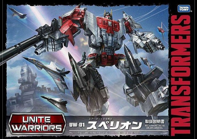 Transformers UW-01 Superion