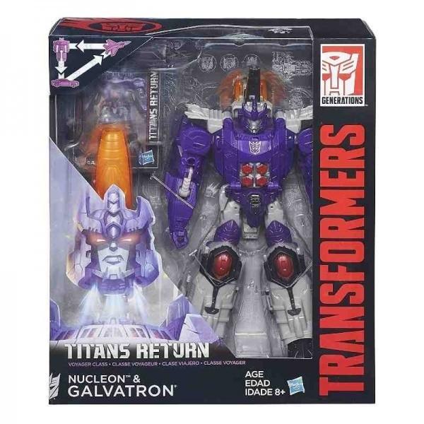 Titan Return Nucleon & Galvator