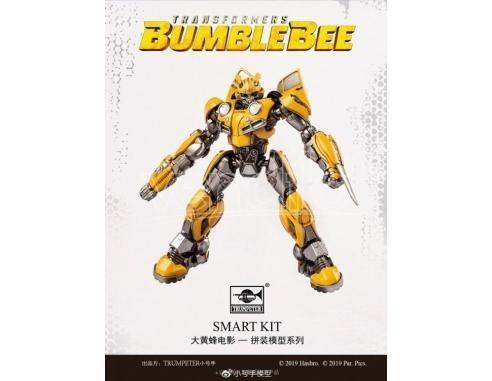 Trumpeter Transformers Bumblebee Model kit