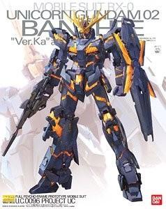 Gundam Unicorn Banshee Ver.Ka