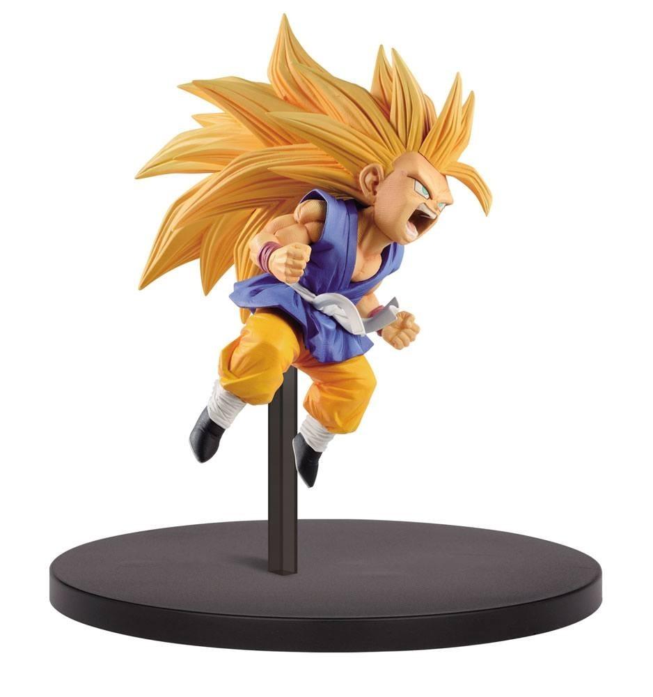 Dragon Ball Super Son Goku Fes PVC Statue Super Saiyan 3