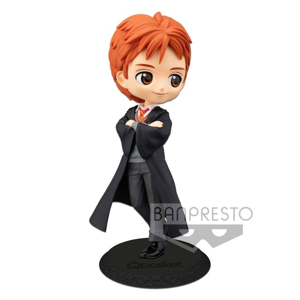 Harry Potter Q Posket Mini Figure Fred Weasley Version A
