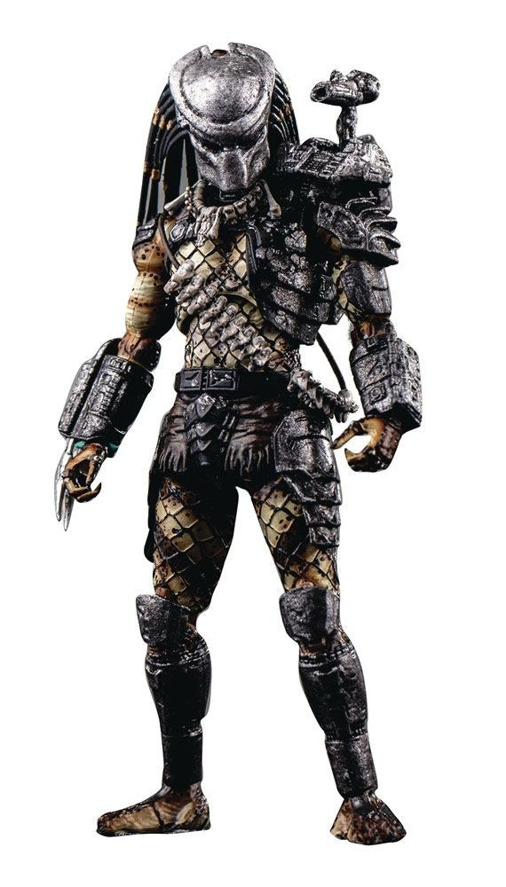 Predator Action Figure 1/18 Jungle Predator Previews Exclusive