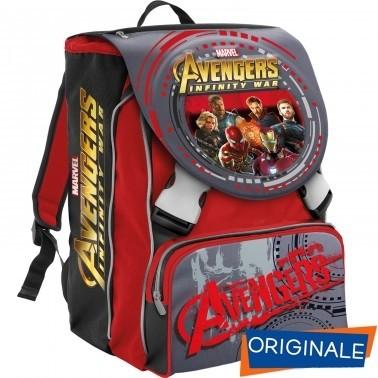 Zaino sdoppiabile Avengers with Spiderman