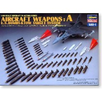 Aircraft Weapons A U.S. Bombs & Tow Target System