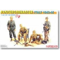 Panzergrenadier Italy 1943-45