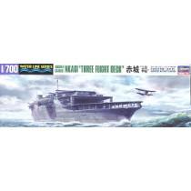 Aircraft Carrier Akagi Three Flight Deck