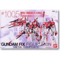 GFF Metal Composite MSZ-006A1/C1  Zplus Red