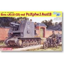 15cm s.IG.33 (Sf) auf Pz.Kpfw.I Ausf.B