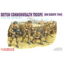 British Commonwealth Troops