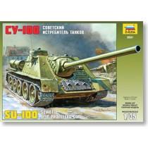 Soviet SU-100