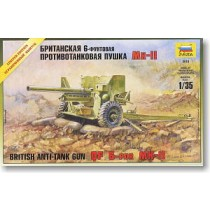 British 6-pdr Anti-Tank Gun Mk.I
