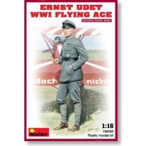 Ernst Udet. WW I Flying Ace