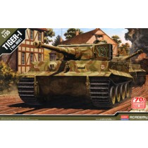German Tiger I Mid Ver. `Invasion of Normandy 70th Anniversary Kit`