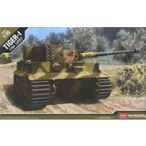 German Tiger I Tank Late Ver.