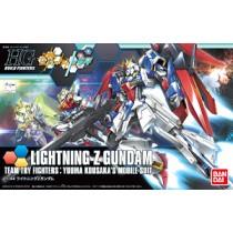 Lightning Z Gundam HGBF