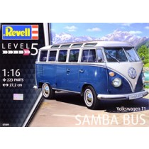 VW Type 2 T1 Samba Bus