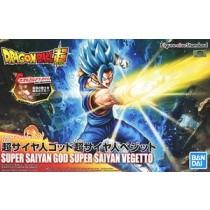 Figure Rise Super Saiyan God Vegetto