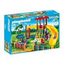 Area giochi esterna per bambini