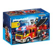 Autopompa dei vigili del fuoco Playmobil