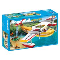 Idrovolante-avventura di soccorso Playmobil