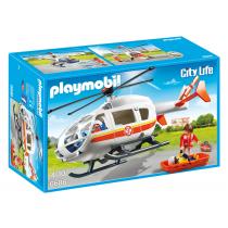 Elisoccorso Playmobil