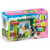 Play Box Negozio di fiori Playmobil