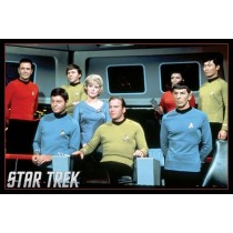 STAR TREK Puzzle Cast