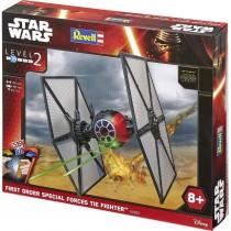 Star Wars Episode VII EasyKit Model Kit First Order Special Forces Tie Fighter