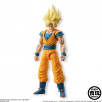Dragon Ball Z Shodo neo super Saiyan 2 Son Goku