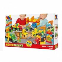 Molto Blocks City Trucks