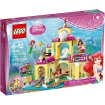 LEGO DISNEY® Il palazzo sottomarino di Ariel