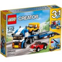 Lego Creator Bisarca